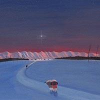 「紅色の山脈」越後瞽女日記より
